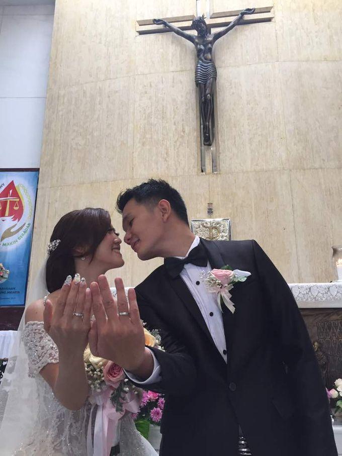 Wedding Day of Yoki & Junike by Edelweis Organizer - 011