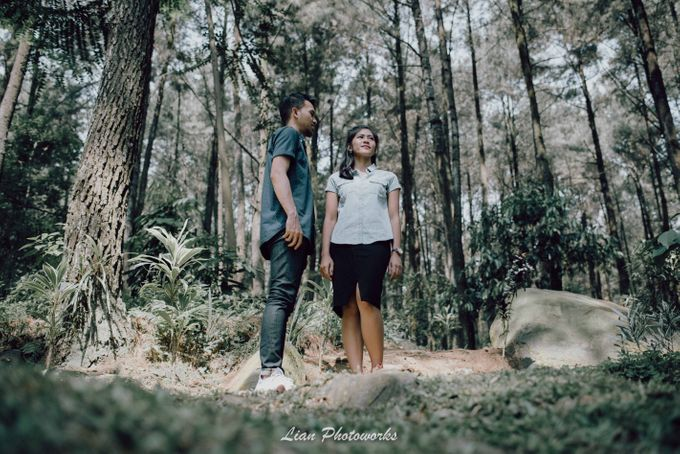 Prewedding Ludhi & Defera by Lian Photoworks - 002