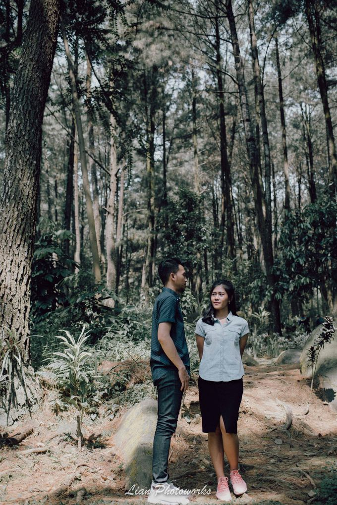 Prewedding Ludhi & Defera by Lian Photoworks - 003