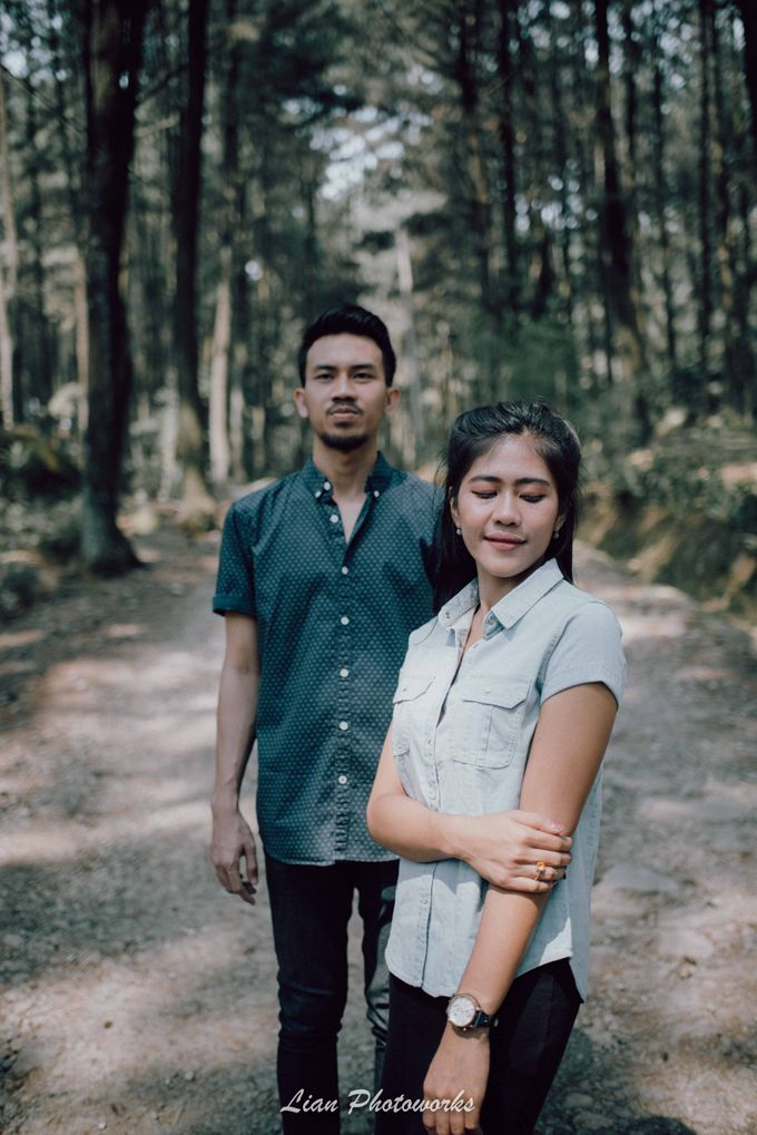 Prewedding Ludhi & Defera by Lian Photoworks - 004