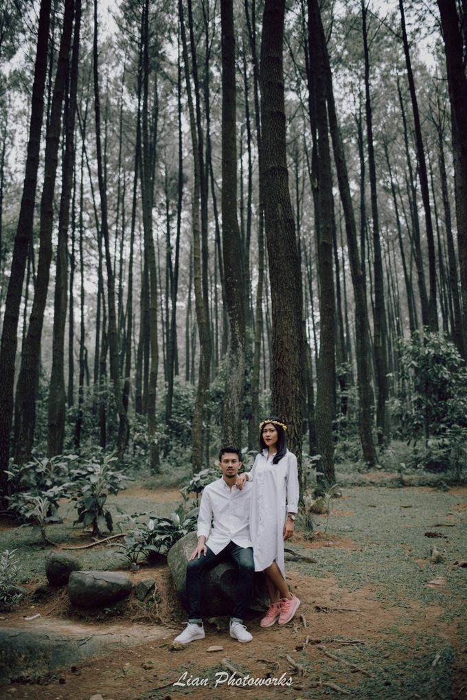 Prewedding Ludhi & Defera by Lian Photoworks - 006