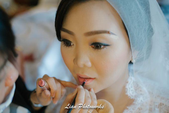 Wedding Russel & Lidya by Lian Photoworks - 005
