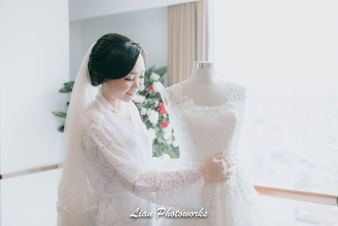 Wedding Russel & Lidya by Lian Photoworks - 007