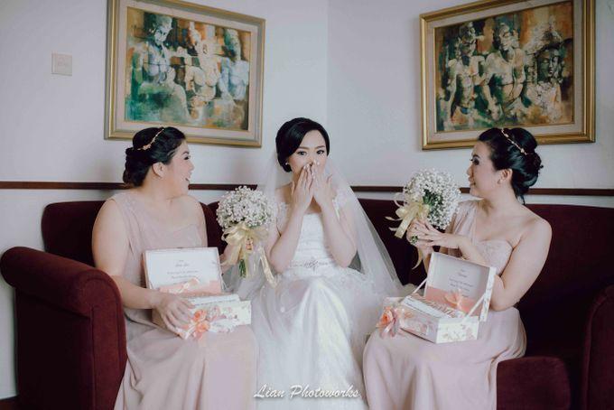 Wedding Russel & Lidya by Lian Photoworks - 015