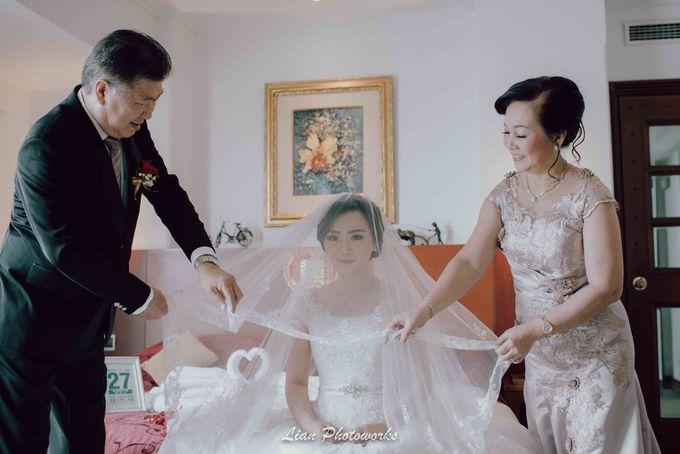 Wedding Russel & Lidya by Lian Photoworks - 016