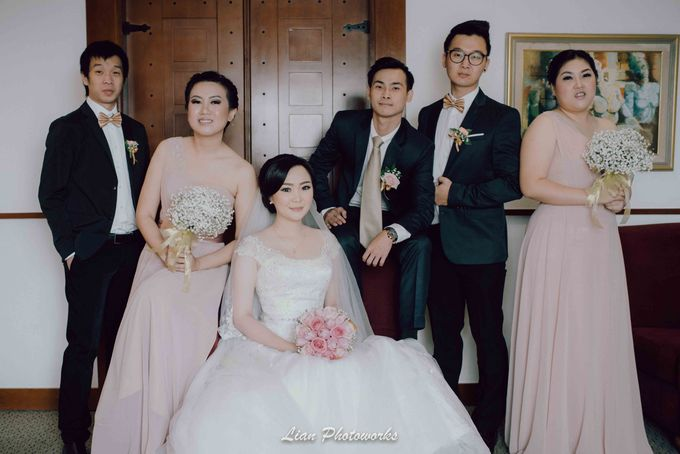 Wedding Russel & Lidya by Lian Photoworks - 017
