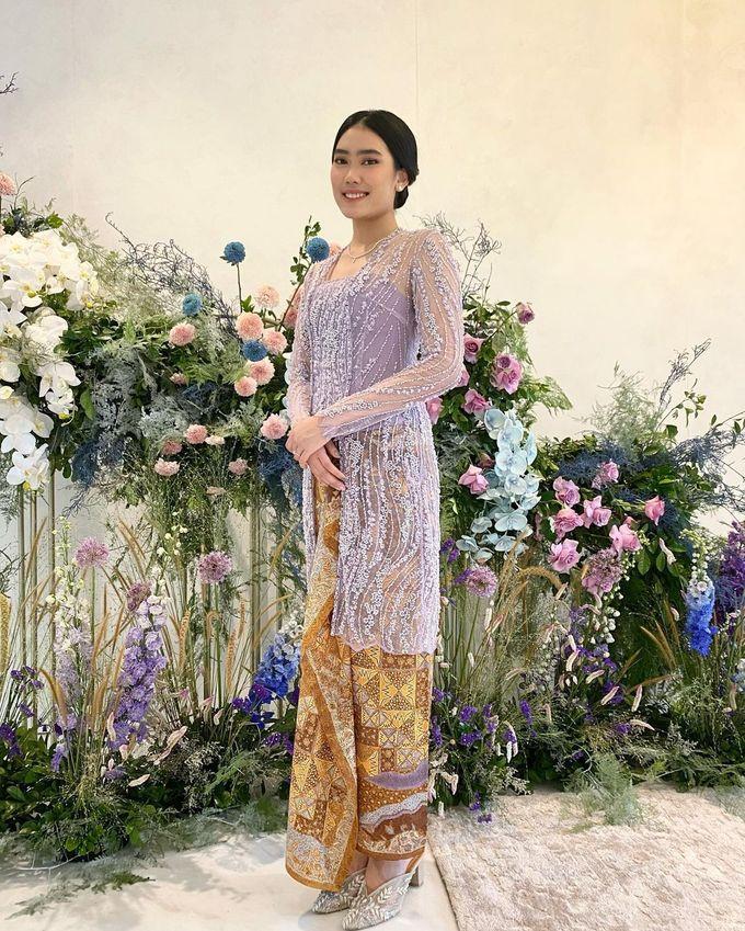 Engagement Day of Alika Islamanda & Raja Siregar by Lila Rosé Weddings - 008