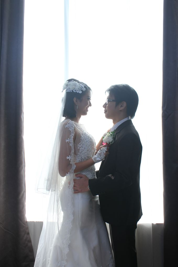 The Wedding Of Denny Ryan Hartanto & Josephine Septiana by ID Organizer - 001