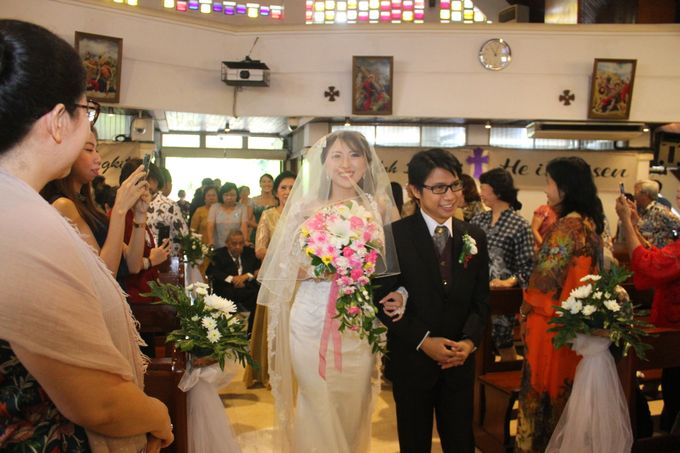 The Wedding Of Denny Ryan Hartanto & Josephine Septiana by ID Organizer - 002