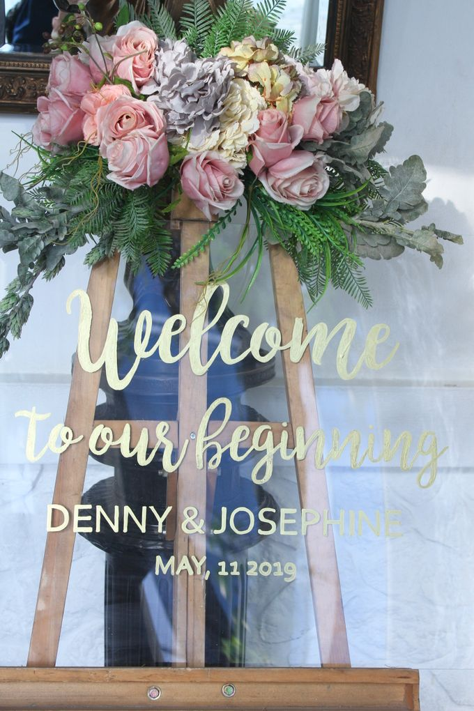 The Wedding Of Denny Ryan Hartanto & Josephine Septiana by ID Organizer - 003