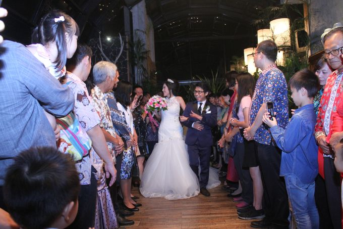 The Wedding Of Denny Ryan Hartanto & Josephine Septiana by ID Organizer - 005