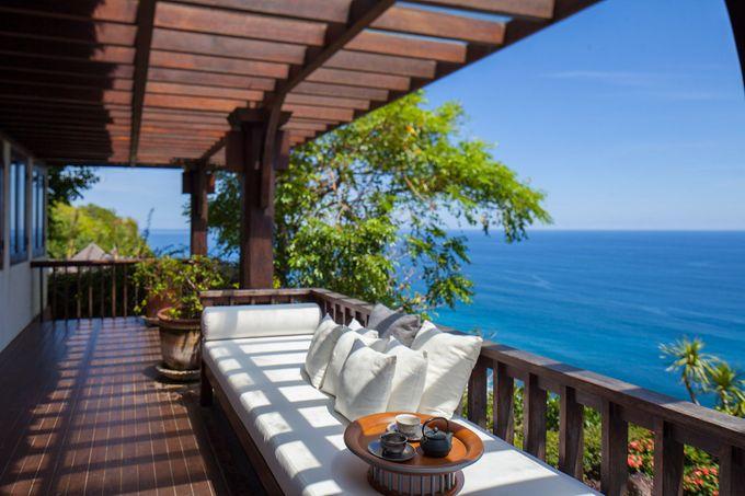 Whimsical Tropical Wedding at Stone House by Tirtha by Tirtha Bali - 033