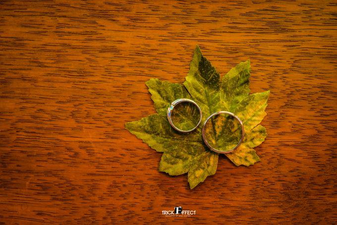 The Wedding of Yuli & Yano by Trickeffect - 006