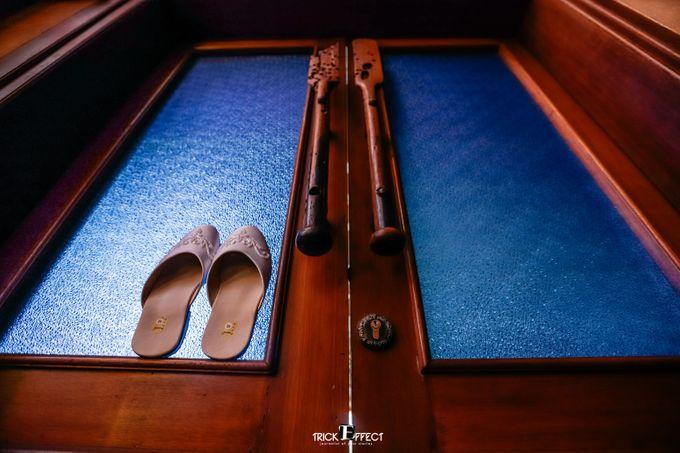 The Wedding of Yuli & Yano by Trickeffect - 007