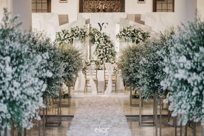 The Wedding of Yumiko and Faiz by Elior Design - 009