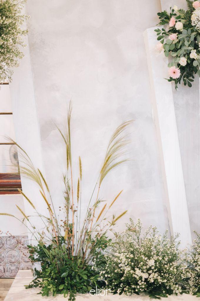 The Wedding of Yumiko and Faiz by Elior Design - 014