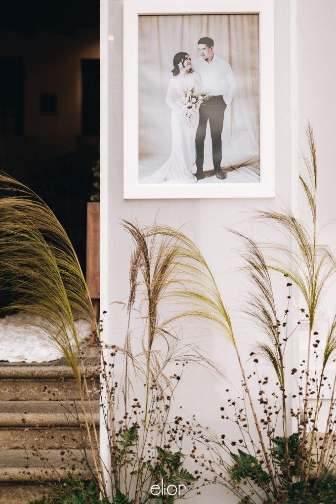 The Wedding of Yumiko and Faiz by Elior Design - 016