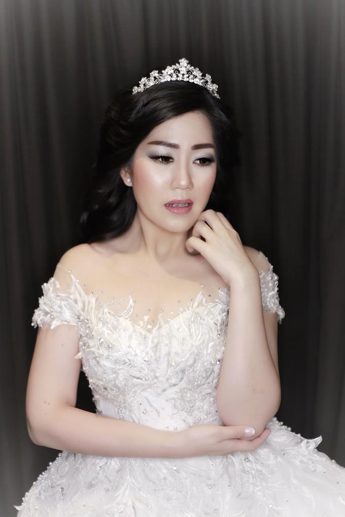 Fera & Ervan - Wedding Day by Yurica Darmawan - 004