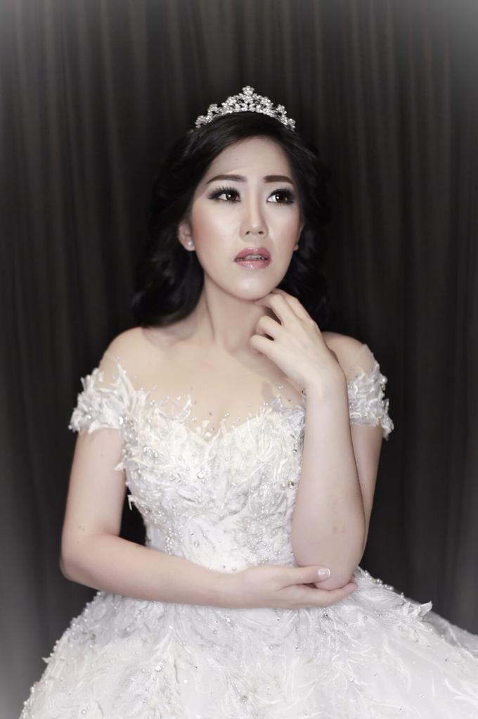Fera & Ervan - Wedding Day by Yurica Darmawan - 003