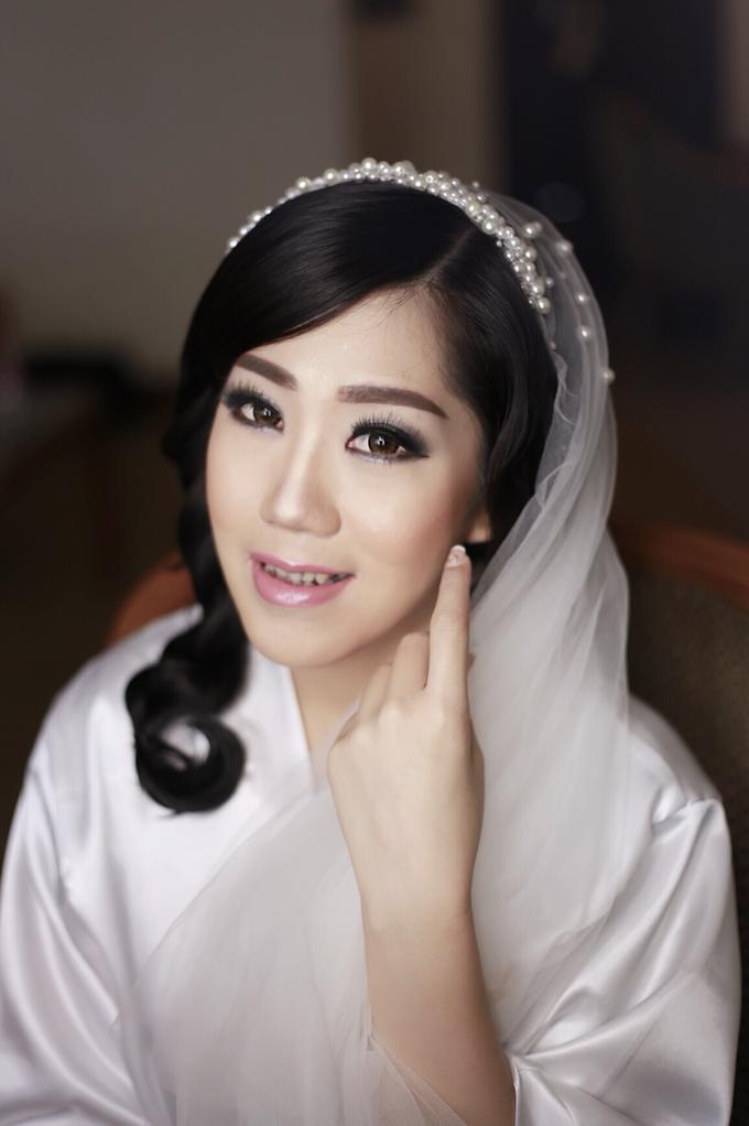 Fera & Ervan - Wedding Day by Yurica Darmawan - 005