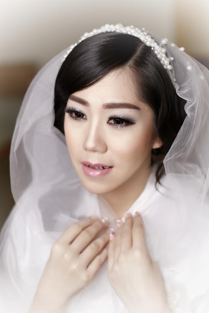 Fera & Ervan - Wedding Day by Yurica Darmawan - 006