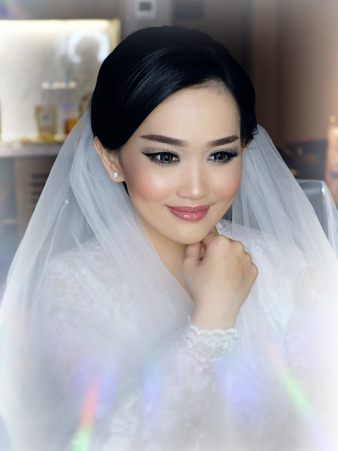 Melissa & Setiawan Wedding by Yurica Darmawan - 002