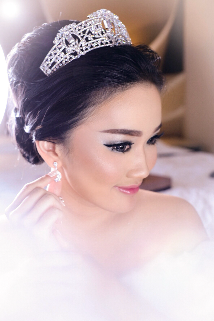 Melissa & Setiawan Wedding by Yurica Darmawan - 006