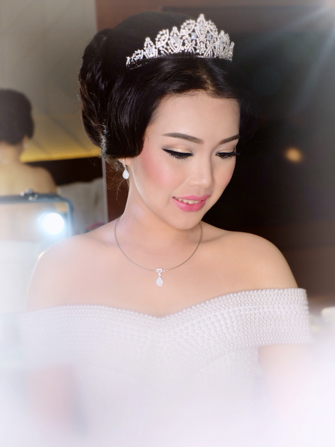 Monalisa & Andersen Wedding by Yurica Darmawan - 003