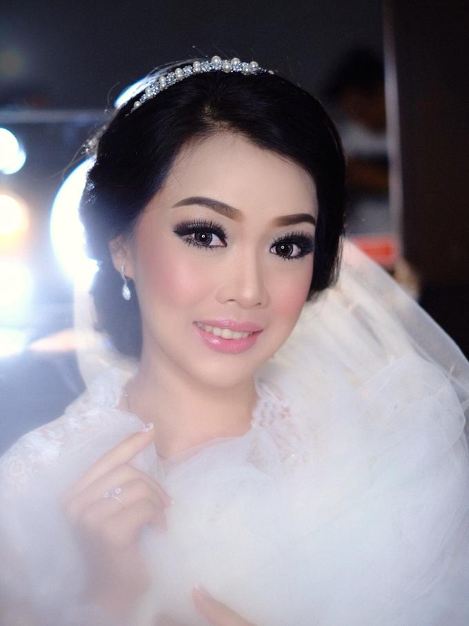 Monalisa & Andersen Wedding by Yurica Darmawan - 005