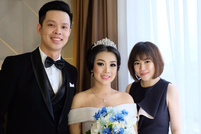 Monalisa & Andersen Wedding by Yurica Darmawan - 004
