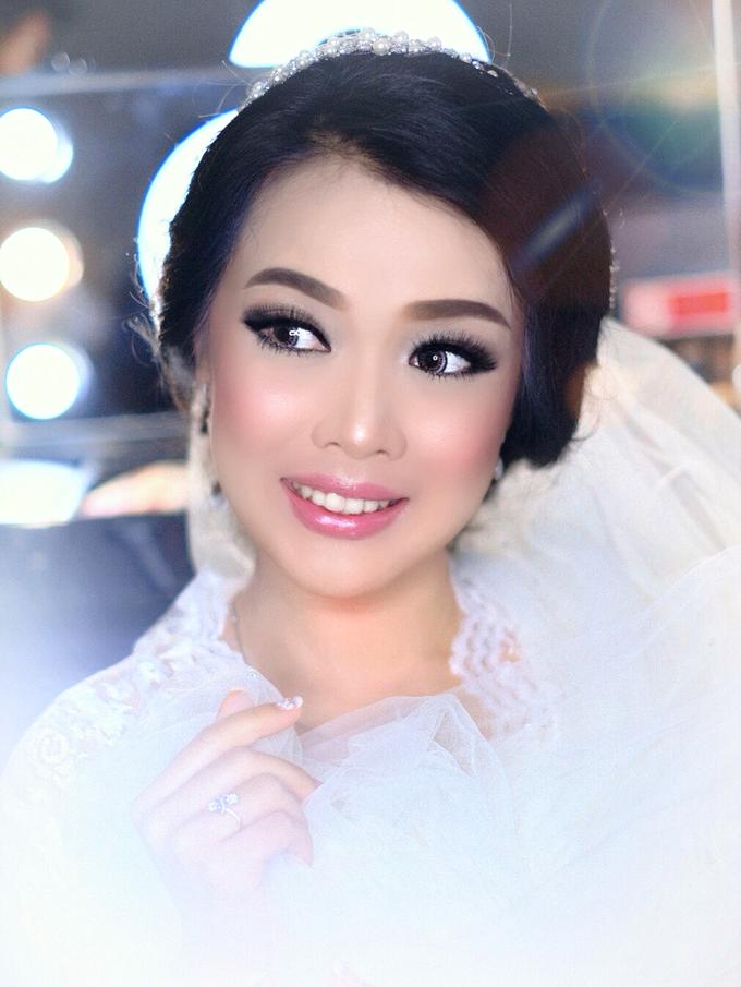 Monalisa & Andersen Wedding by Yurica Darmawan - 006