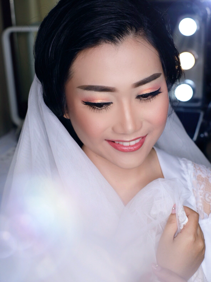 David & Risma Wedding Day by Yurica Darmawan - 002