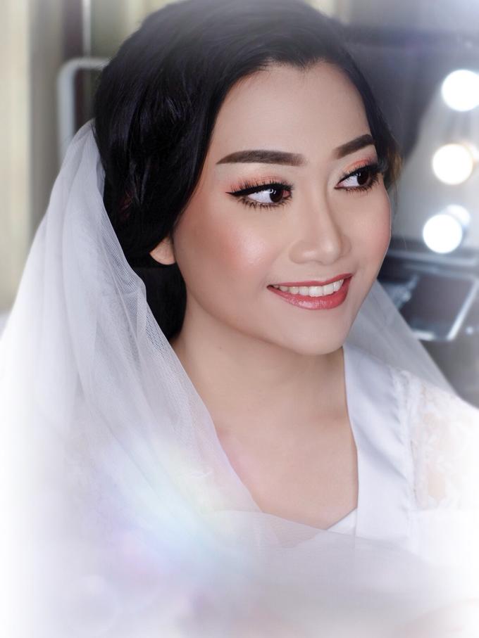 David & Risma Wedding Day by Yurica Darmawan - 003
