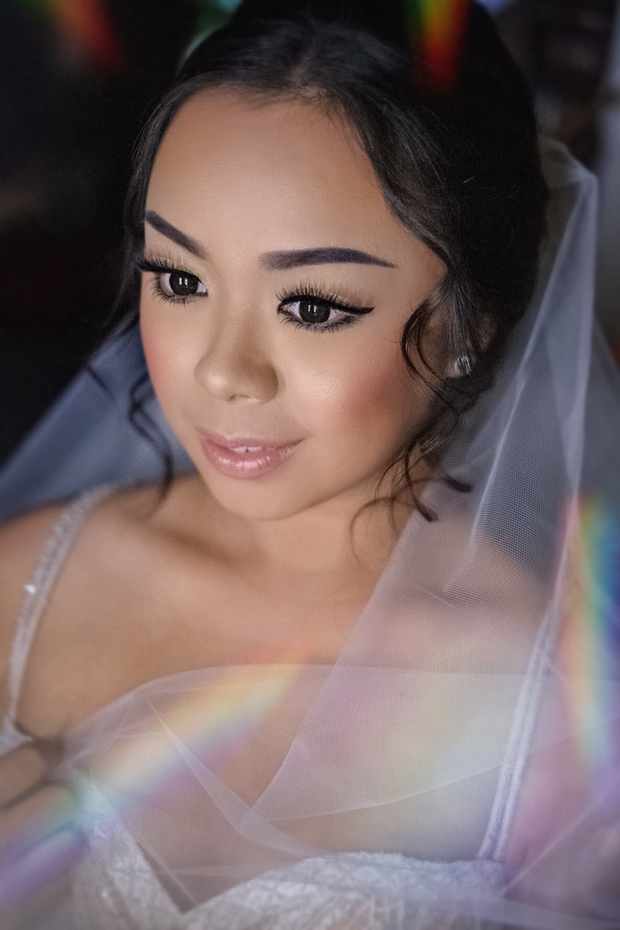 Maya & Dave Wedding Day by Yurica Darmawan - 002