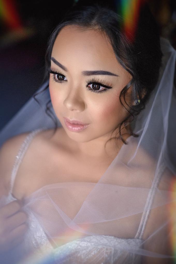 Maya & Dave Wedding Day by Yurica Darmawan - 001