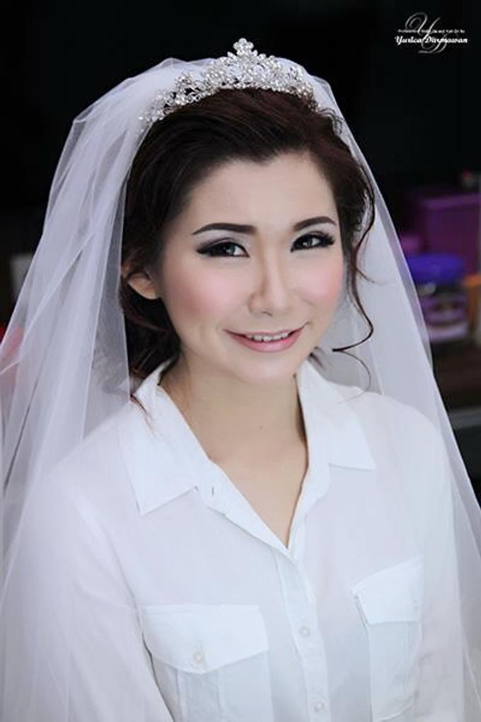 Iven & Suwandy Wedding Day by Yurica Darmawan - 002