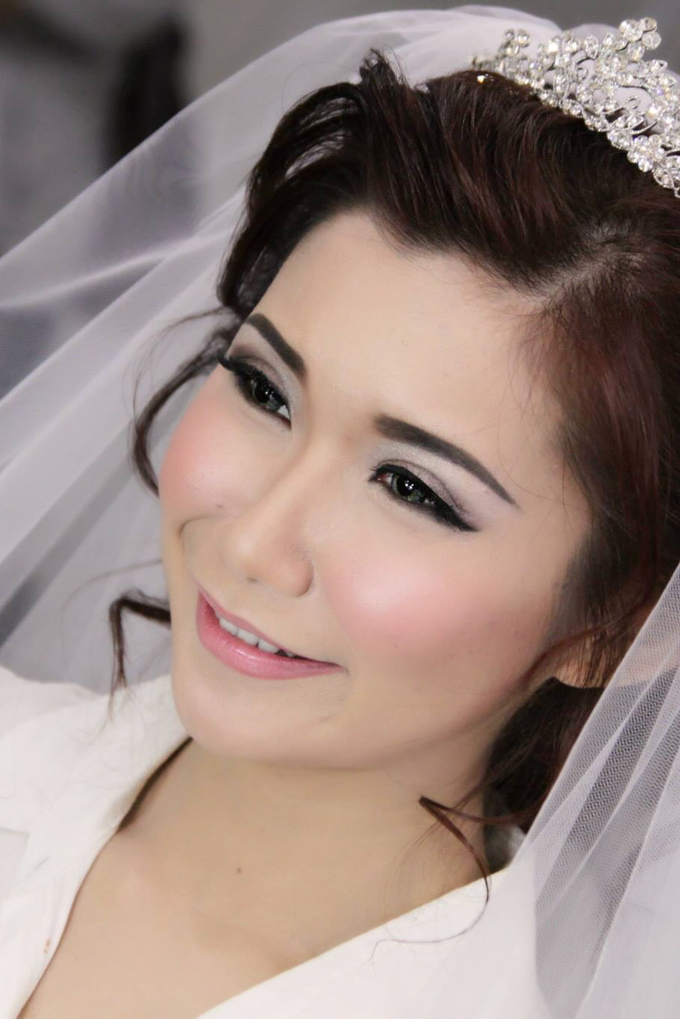 Iven & Suwandy Wedding Day by Yurica Darmawan - 003