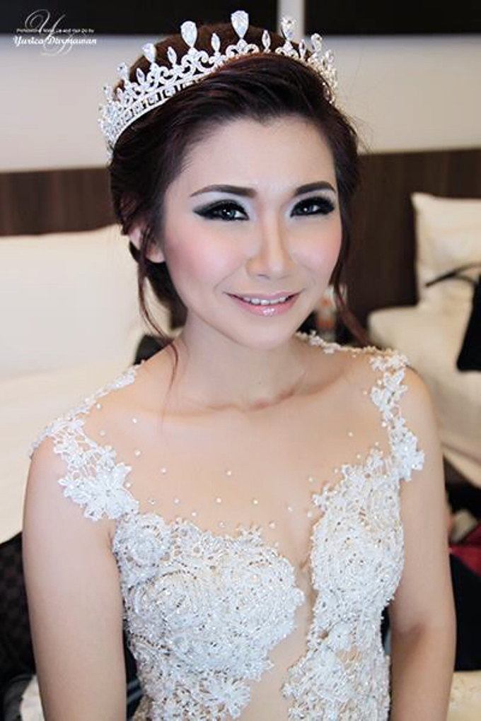 Iven & Suwandy Wedding Day by Yurica Darmawan - 004