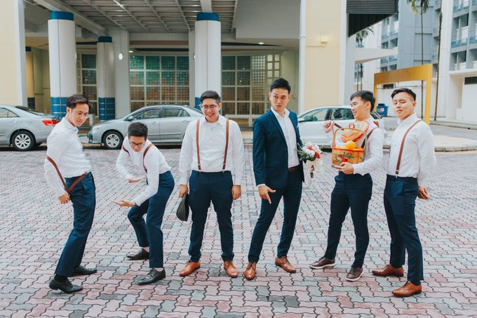 Tying the Knot for Yusheng and Sheryl by Multifolds Productions - 004