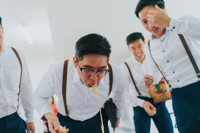 Tying the Knot for Yusheng and Sheryl by Multifolds Productions - 005