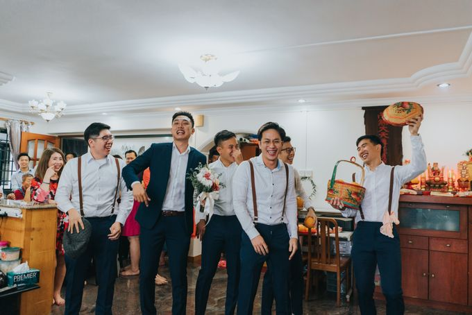 Tying the Knot for Yusheng and Sheryl by Multifolds Productions - 017