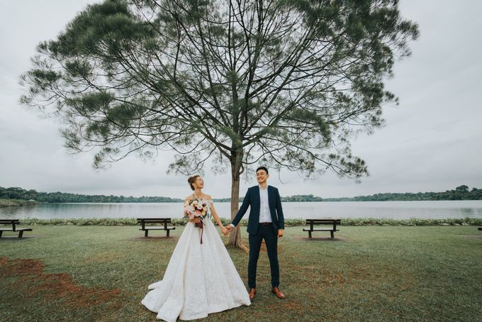Tying the Knot for Yusheng and Sheryl by Multifolds Productions - 031