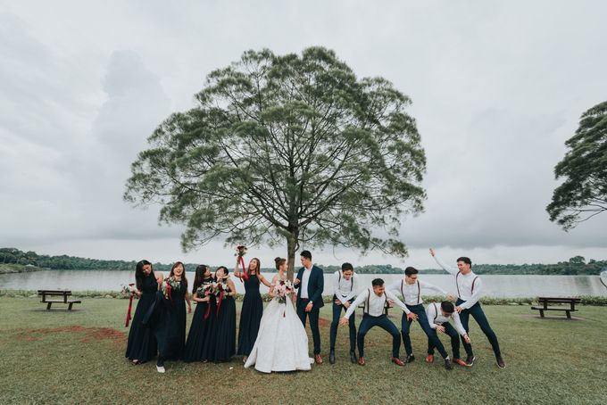 Tying the Knot for Yusheng and Sheryl by Multifolds Productions - 034