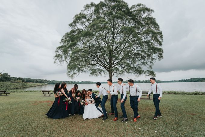 Tying the Knot for Yusheng and Sheryl by Multifolds Productions - 037