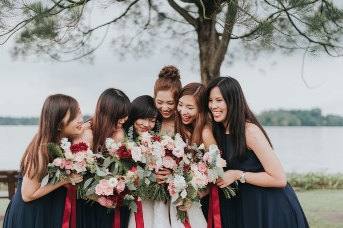 Tying the Knot for Yusheng and Sheryl by Multifolds Productions - 041