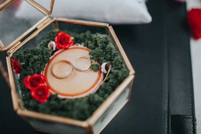 Tying the Knot for Yusheng and Sheryl by Multifolds Productions - 035