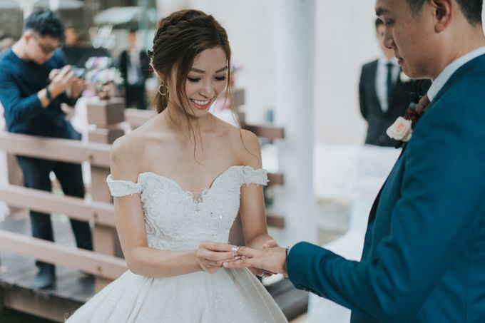 Tying the Knot for Yusheng and Sheryl by Multifolds Productions - 042