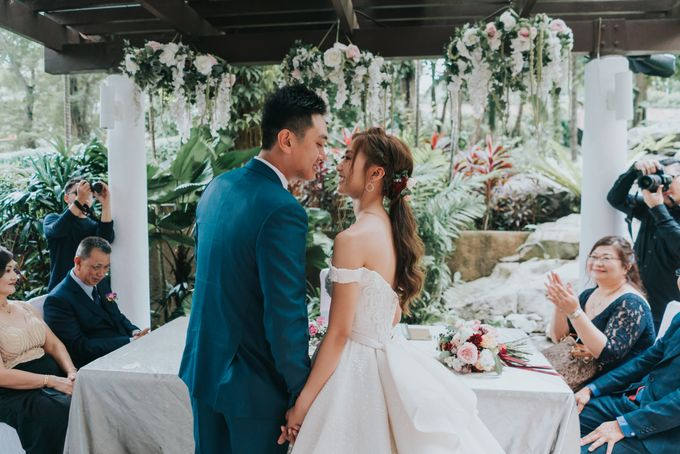 Tying the Knot for Yusheng and Sheryl by Multifolds Productions - 044
