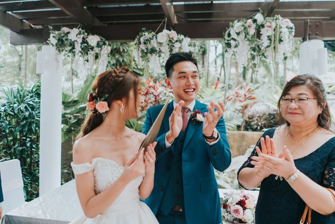 Tying the Knot for Yusheng and Sheryl by Multifolds Productions - 046