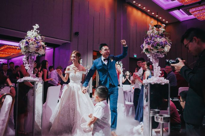Tying the Knot for Yusheng and Sheryl by Multifolds Productions - 049